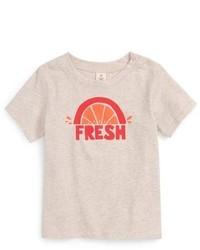 hellbeige T-shirt