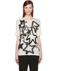 hellbeige T-shirt von Lanvin
