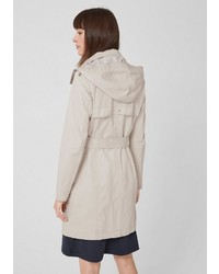 hellbeige Trenchcoat von S.OLIVER RED LABEL