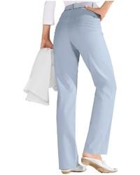 hellblaue Anzughose von COSMA