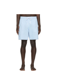 hellblaue Badeshorts von Saturdays Nyc
