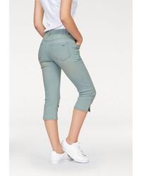 hellblaue Bermuda-Shorts aus Jeans von Arizona