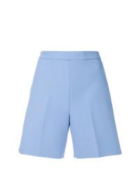 hellblaue Bermuda-Shorts von MSGM
