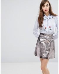 Bluse mit knoepfen medium 3637429