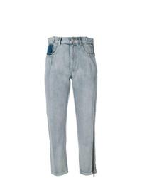 hellblaue Boyfriend Jeans von 3.1 Phillip Lim