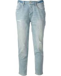 hellblaue Boyfriend Jeans von Marc by Marc Jacobs