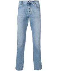 hellblaue enge Jeans von Brunello Cucinelli