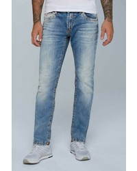 hellblaue enge Jeans von Camp David