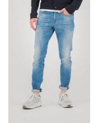 hellblaue enge Jeans von GARCIA
