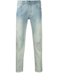 hellblaue enge Jeans von Givenchy