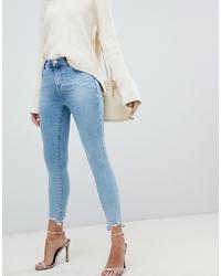 hellblaue enge Jeans von J Brand