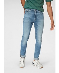 hellblaue enge Jeans von Tommy Jeans