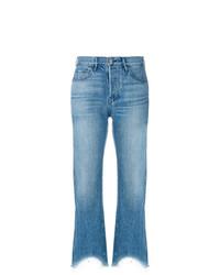 hellblaue Jeans von 3x1