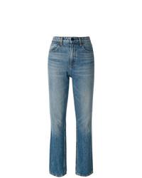 hellblaue Jeans von Alexander Wang