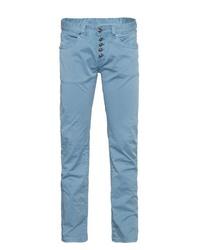 hellblaue Jeans von BLUE MONKEY