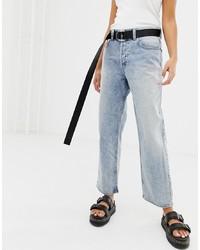 hellblaue Jeans von Cheap Monday