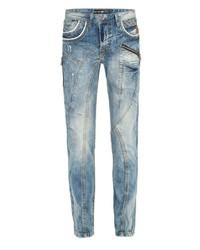 hellblaue Jeans von Cipo & Baxx