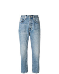 hellblaue Jeans von Current/Elliott