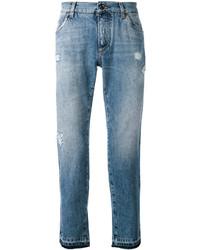 hellblaue Jeans von Dolce & Gabbana