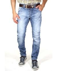 hellblaue Jeans von EX-PENT