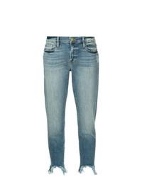 hellblaue Jeans von Frame Denim