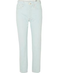 hellblaue Jeans von Goldsign