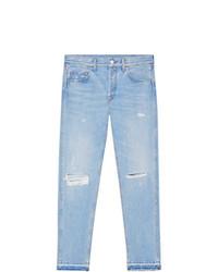 hellblaue Jeans von Gucci