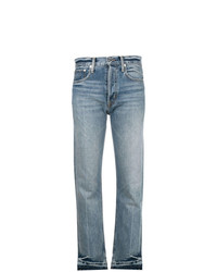 hellblaue Jeans von Helmut Lang