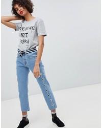 hellblaue Jeans von Iceberg
