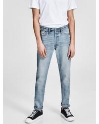 hellblaue Jeans von Jack & Jones