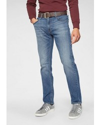 hellblaue Jeans von Lee