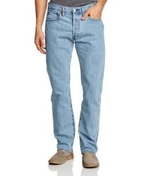 hellblaue Jeans von Levi's