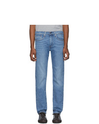 hellblaue Jeans von Levis Made and Crafted