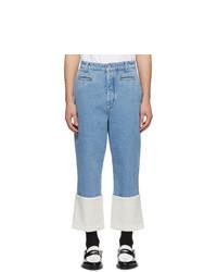 hellblaue Jeans von Loewe