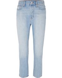hellblaue Jeans von Madewell