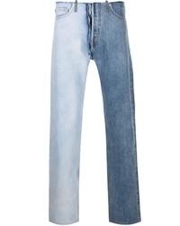 hellblaue Jeans von Maison Margiela