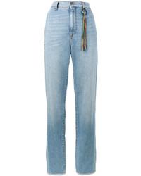 hellblaue Jeans von Mira Mikati