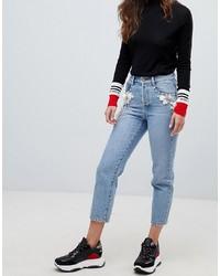 hellblaue Jeans von Miss Sixty