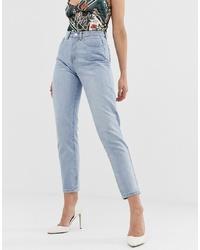 hellblaue Jeans von Missguided