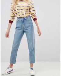 hellblaue Jeans von Monki