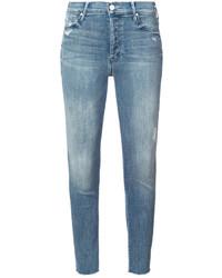 hellblaue Jeans von Mother