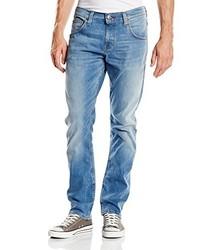 hellblaue Jeans von Mustang