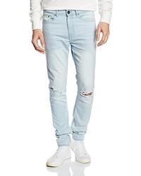 hellblaue Jeans von New Look
