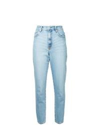 hellblaue Jeans von Nobody Denim