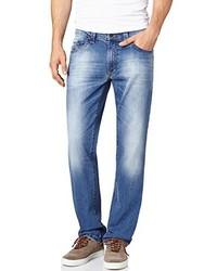 hellblaue Jeans von Pioneer
