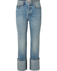 hellblaue Jeans von Proenza Schouler