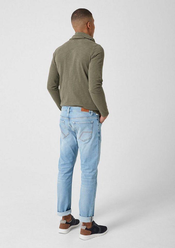 hellblaue Jeans von Q/S designed by