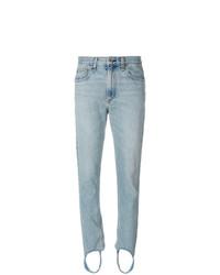 hellblaue Jeans von rag & bone/JEAN