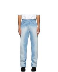 hellblaue Jeans von Random Identities