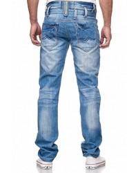 hellblaue Jeans von RUSTY NEAL